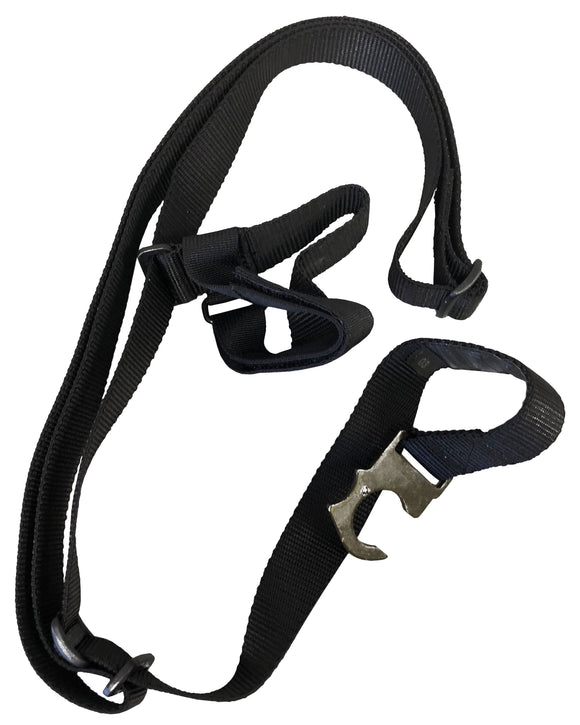 Blackhawk 70GS03BK SWIFT Gun Sling, Black