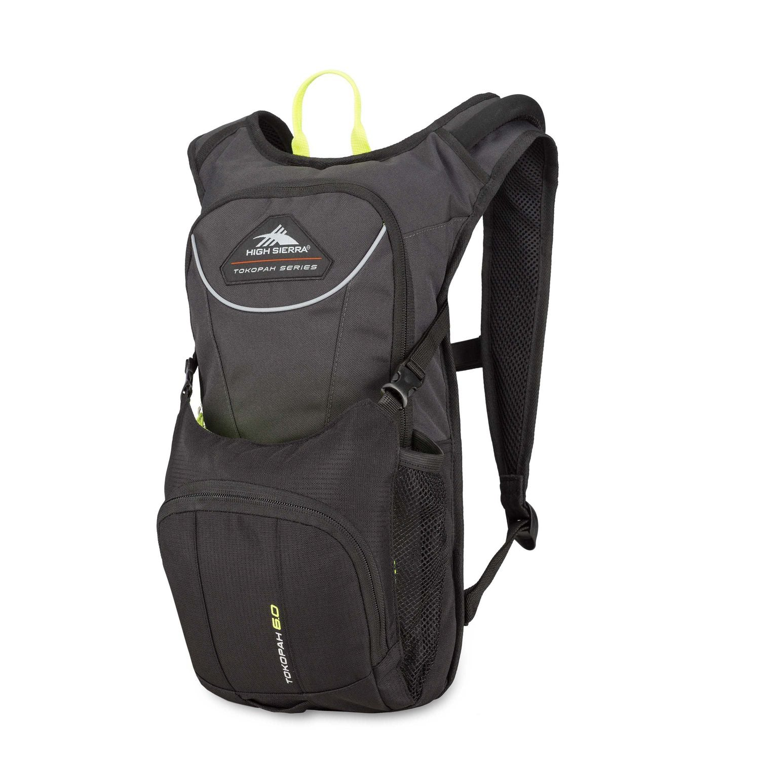 High Sierra Tokopah 6L Raven/Black/Zest Hydration Pack