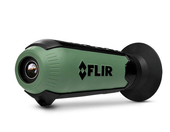 Flir 431-0012-21-00S Scout TK Pocket-Sized Thermal Vision Monocular