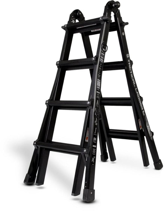 Little Giant M17 Tactical Ladder - 17 Foot / 300lbs Capacity