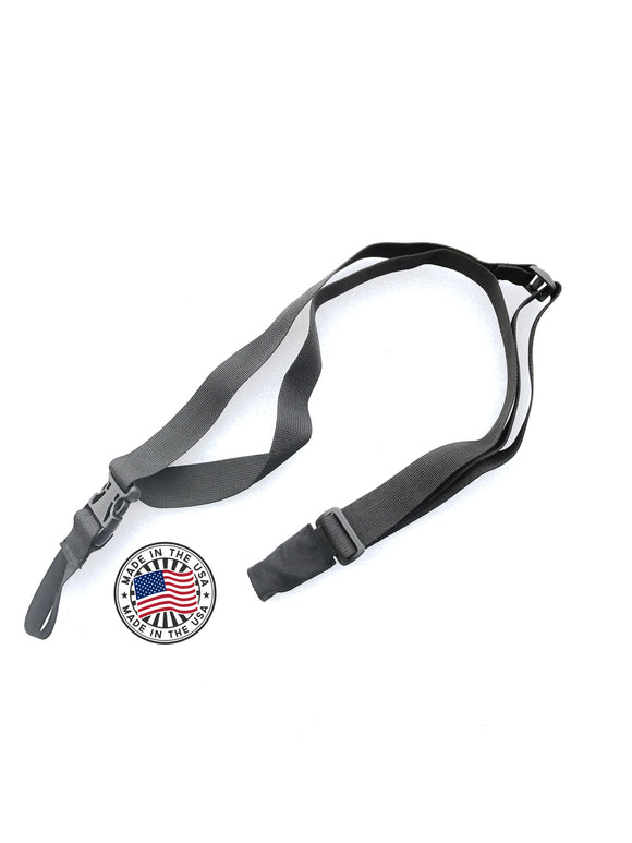 Kley-Zion Adjustable Sling W/ Hook Black