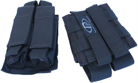 Protective Products Molle Pistol DOUBLE Magazine Pouch Nylon