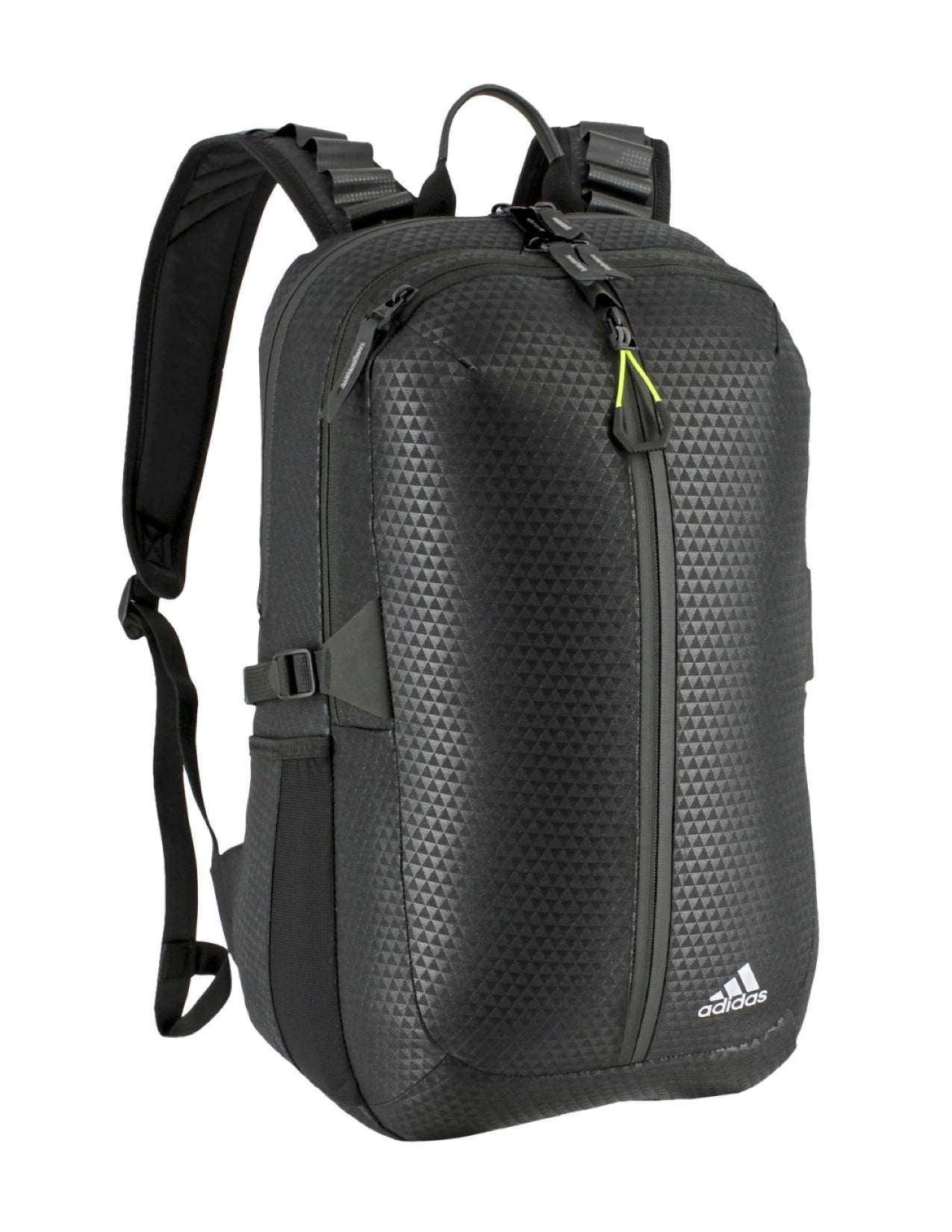 Adidas 5140806 Banner Black Triangle Emboss Backpack