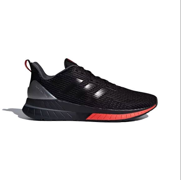 Adidas DB2543 Men's Questar TND Shoes, Core Black/Core Black/Core Red