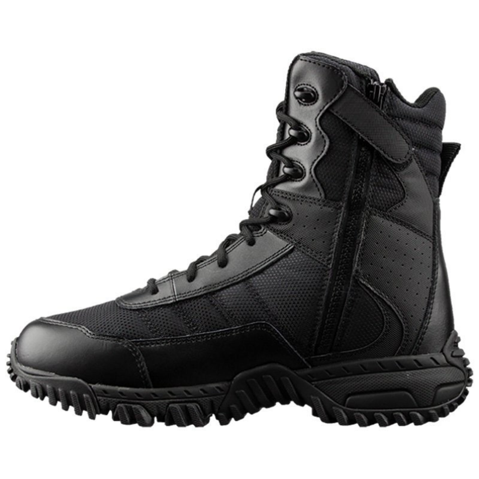 "Altama 305301 Men's Vengeance SR 8"" Side-Zip Boots, Black"