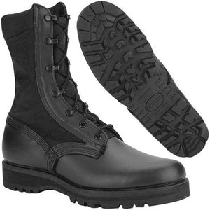 "Altama 516801 8"" 3LC Black Jungle Mil Spec Boots"