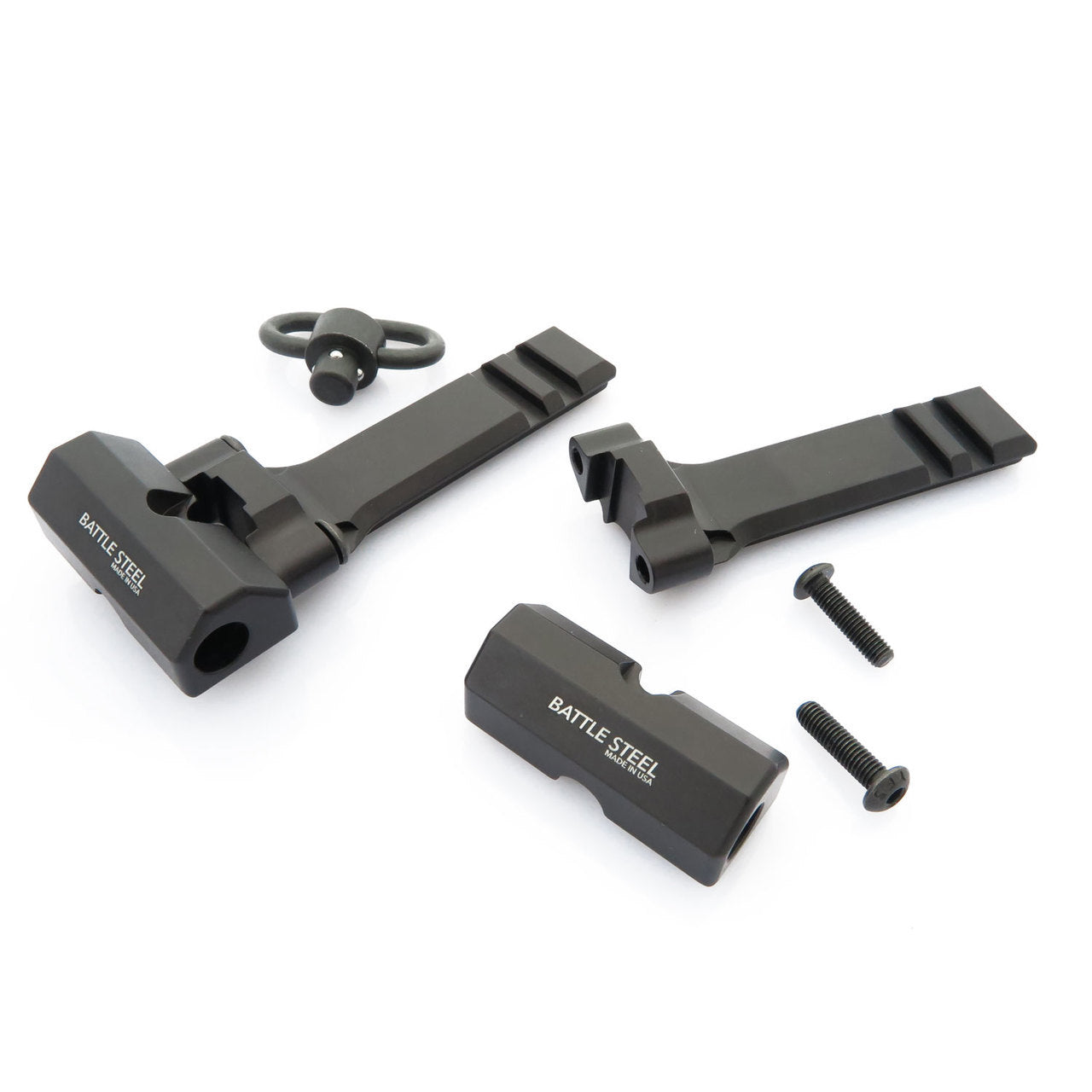 Battle Steel Sight Tower Combo Mount