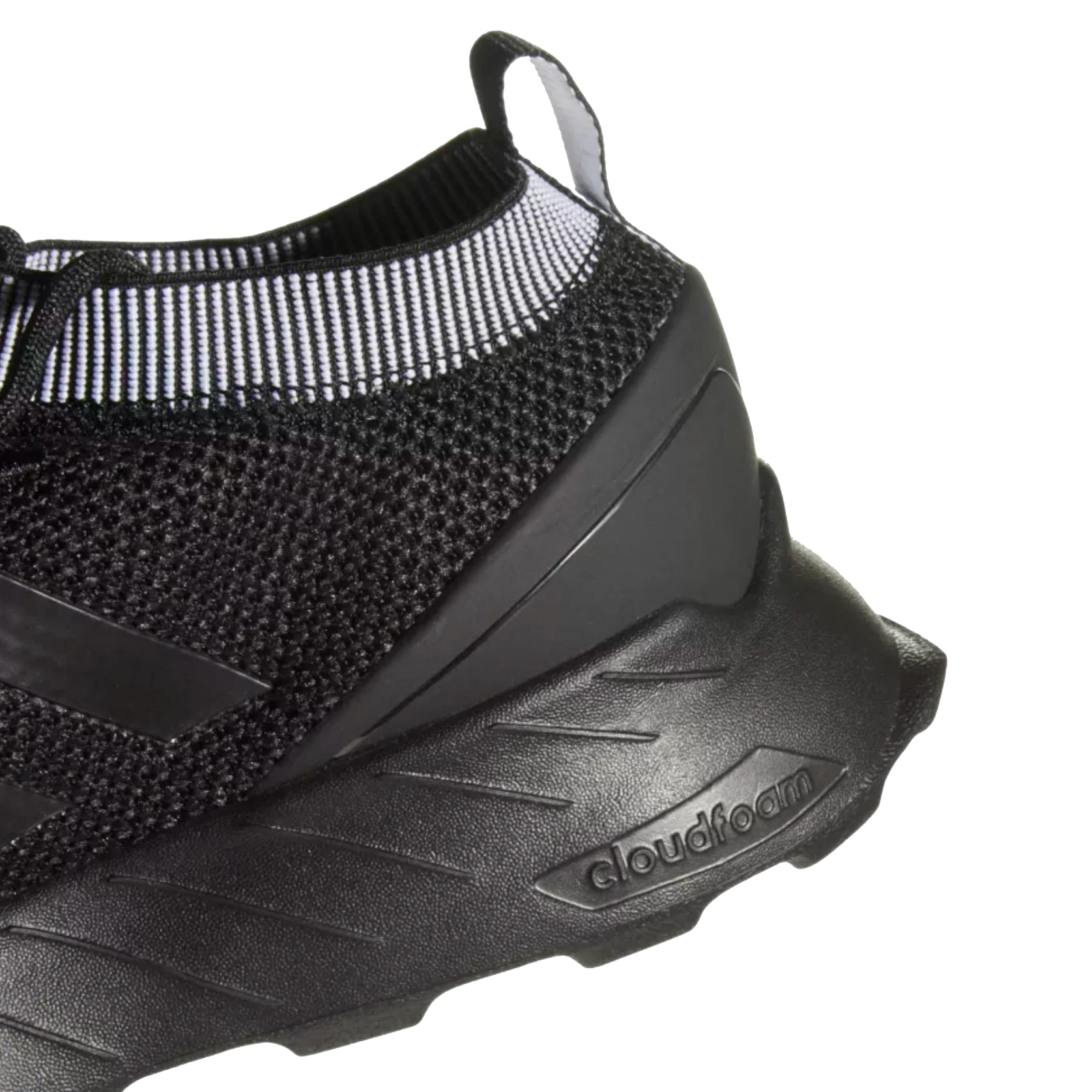 Adidas BB7197 Men's Questar Rise Shoes, Core Black/Core Black/Carbon