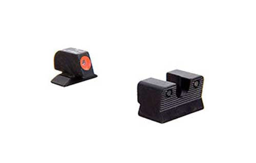 Trijicon HD High Definition Front Outline Night Sight, Beretta 92 - Orange