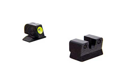 Trijicon HD High Definition Front Outline Night Sight, Beretta 92 - Yellow