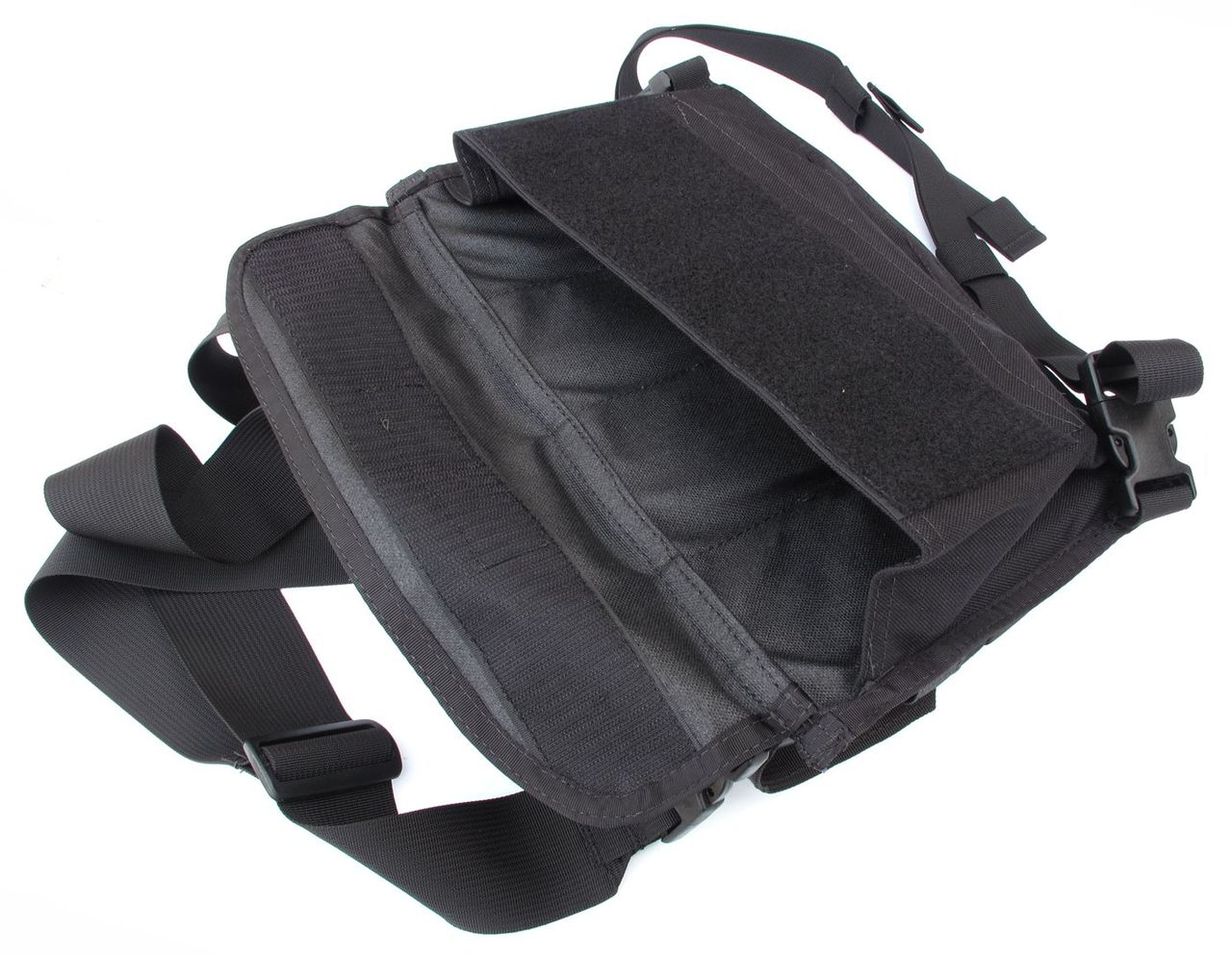 Kley-Zion 8 Pouch Shooters Tactical Bag Coyote