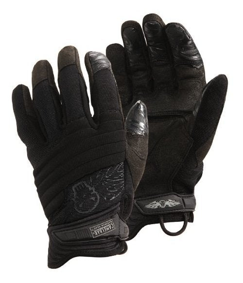 CamelBak Hi-Tech Impact ll CT Gloves, Black, Size XX-Large