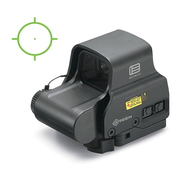 EOTech Holographic Weapon Sights XPS2-0 w/STD Mount / Green Reticle