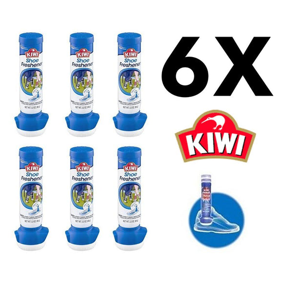 Kiwi Fresh Force 2.2 OZ Shoe Freshener 6/Pack