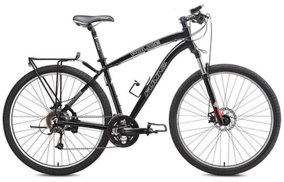 Fuji Police Special Mountain Bicycles 29-Inch Wheels BLACK #2012