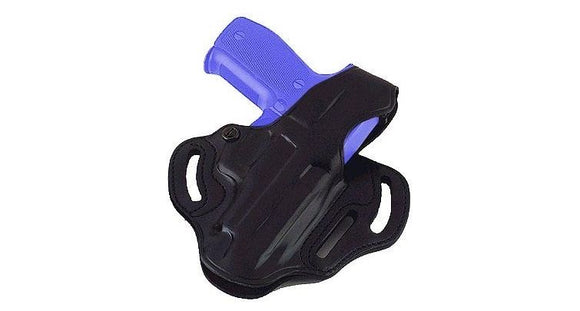 Galco Cop 3 Slot Holster Black