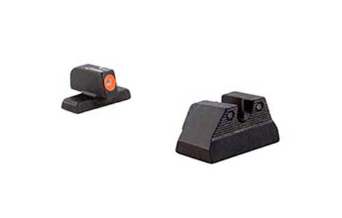 Trijicon HD High Definition Front Outline Night Sight, H&K USP - Orange
