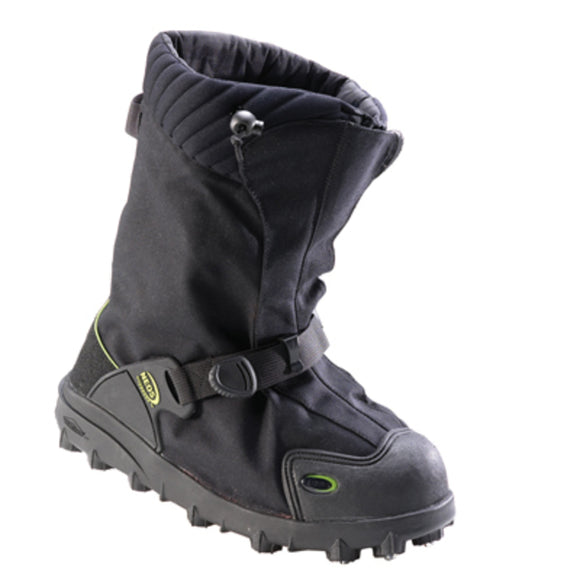 NEOS Overshoes Explorer STABILicers Mid, Black -NEW