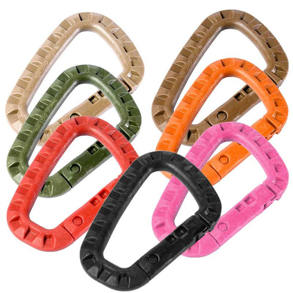 ITW TAC Link Caribiner Clips 3/Pack - All Colors