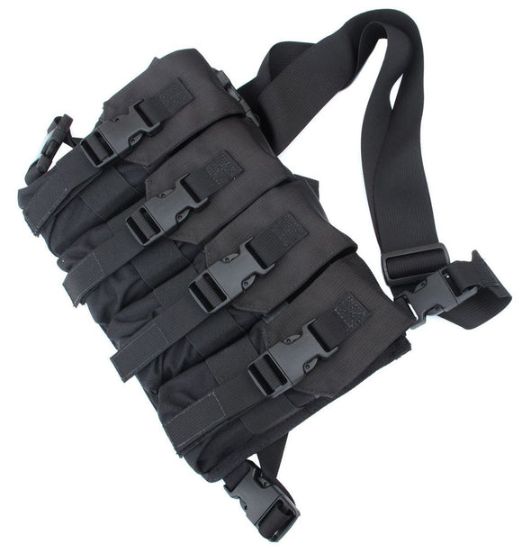 Kley-Zion 8 Pouch Shooters Tactical Bag