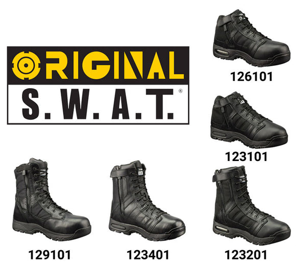 Original SWAT Metro Men's Boots - Multiple Styles