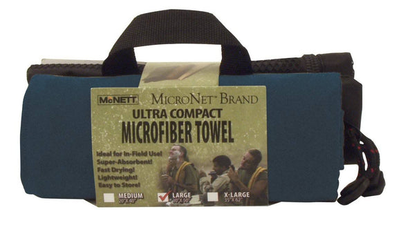 Mcnett Ultra Compact Microfiber Towels MEDIUM