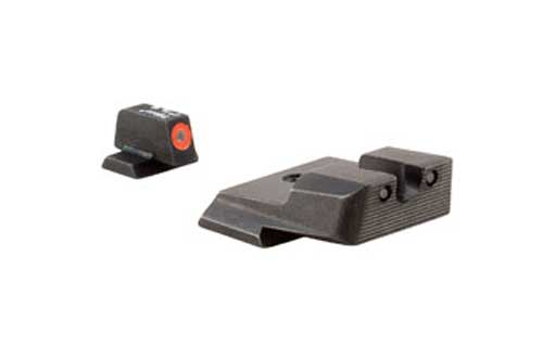 Trijicon HD High Definition Front Outline Night Sight, S&W M&P - Orange
