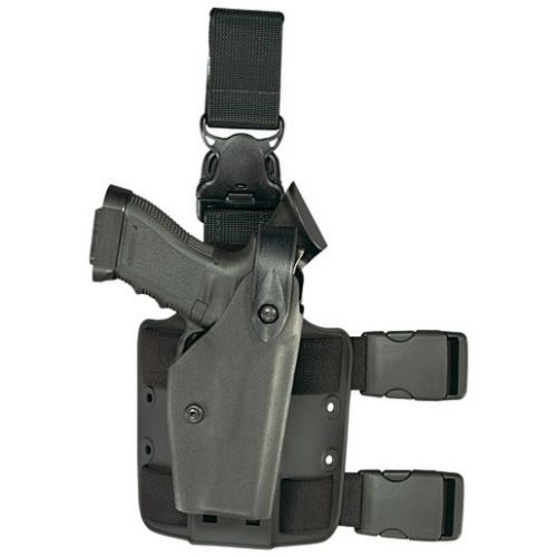 Safariland 6005 SLS Tactical Holster w/Quick Release, Beretta 92, Right Hand