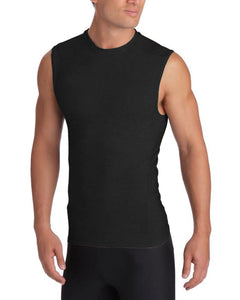 2XU Military Men's Compression Sleeveless Top, Made in USA