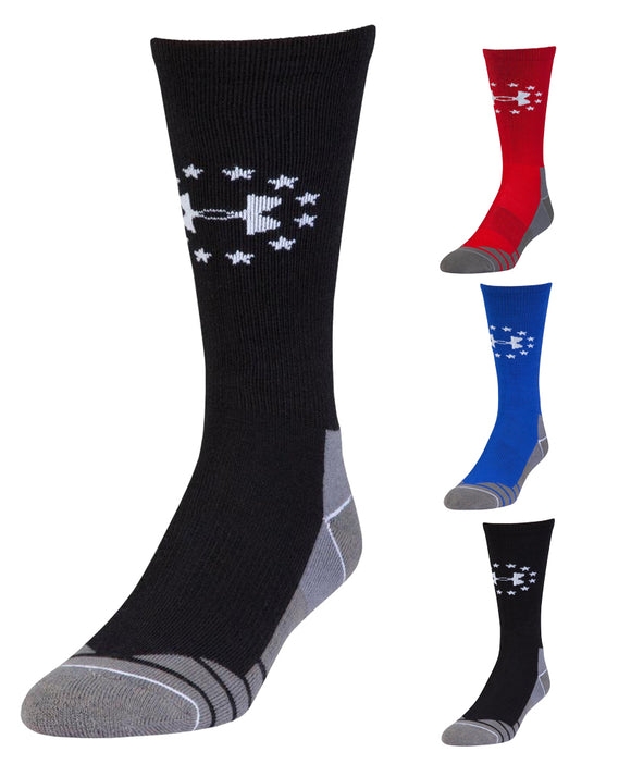 Under Armour Men's Hitch Lite Boot Socks