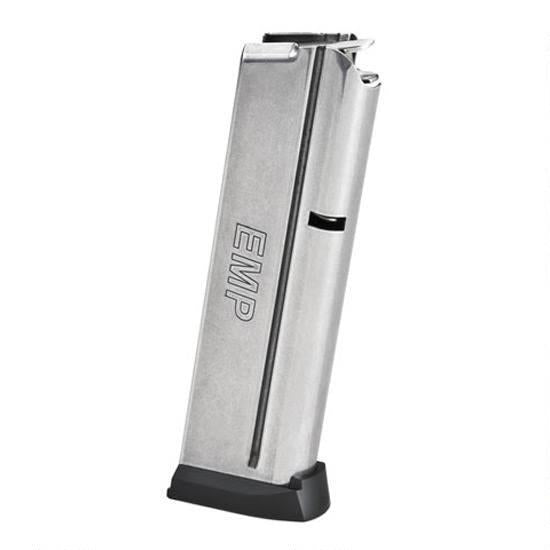 Springfield 1911 Magazine, 9mm, 9rd, Stainless Steel