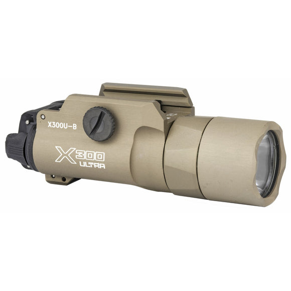 Surefire X300U-B Ultra WeaponLight 1000 Lumens Tan