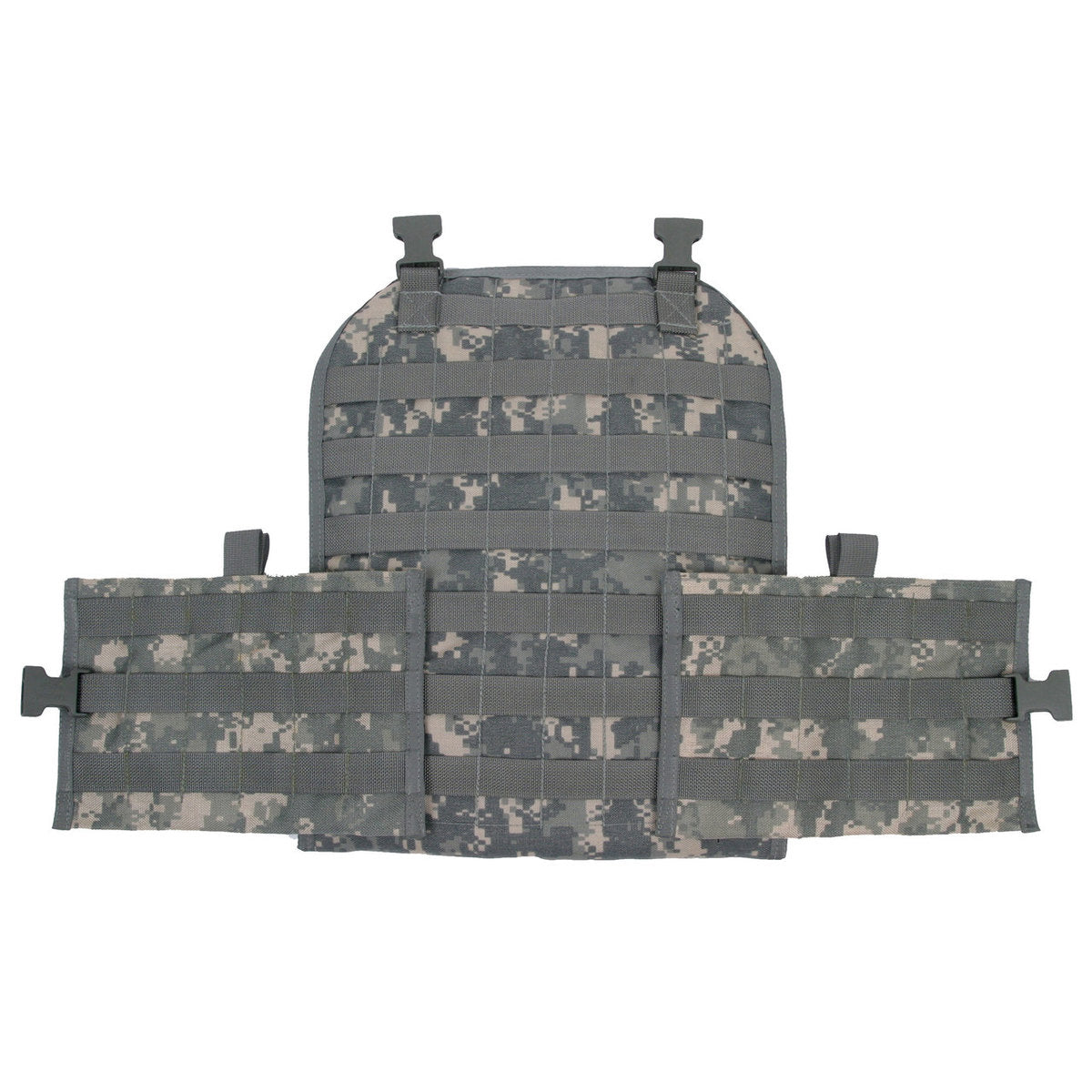 Tactical Tailor Plate Carrier Side Set Overrun ACU - MADE IN USA