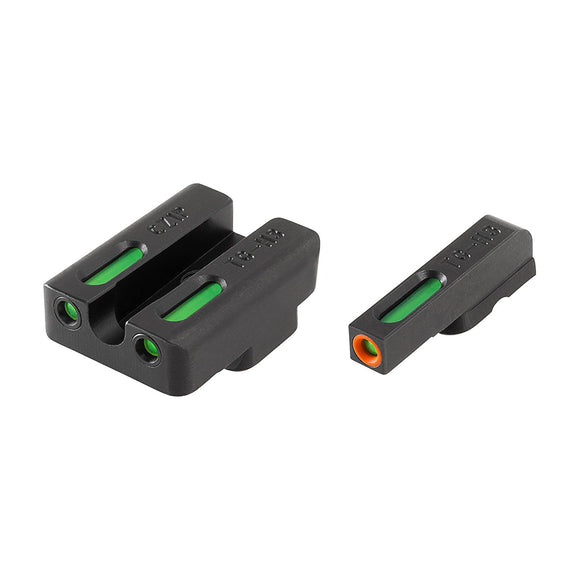 TruGlo TFX Pro Tritium/Fiber-Optic Day/Night Sight, CZ 75 Series Set