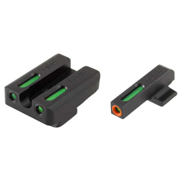 TruGlo TFX Pro Tritium/Fiber-Optic Day/Night Sight, FNH FNP-45, FNX-45