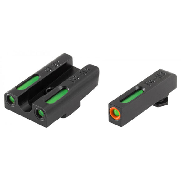 TruGlo TFX Pro Tritium/Fiber-Optic Day/Night Sight, Glock 42,43