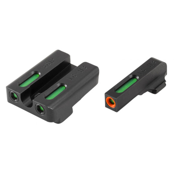 TruGlo TFX Pro Tritium/Fiber-Optic Day/Night Sight, Sig #6 Front / #8 Rear Sets