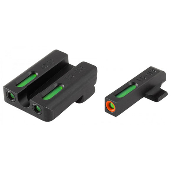 TruGlo TFX Pro Tritium/Fiber-Optic Day/Night Sight, Steyer Set