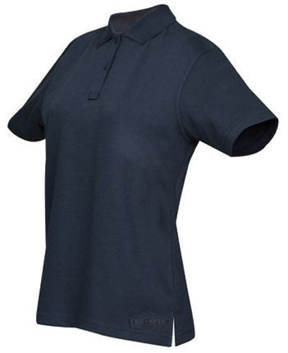 Tru-Spec 24-7 Series Ladies Navy Polo Shirt