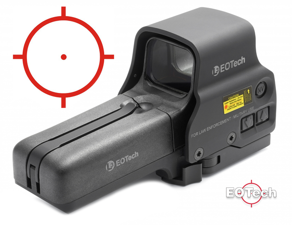 EoTech 558.A65 Holographic Sight