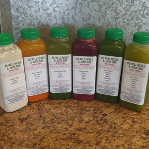Immunity Building 3 Day Juice Cleanse