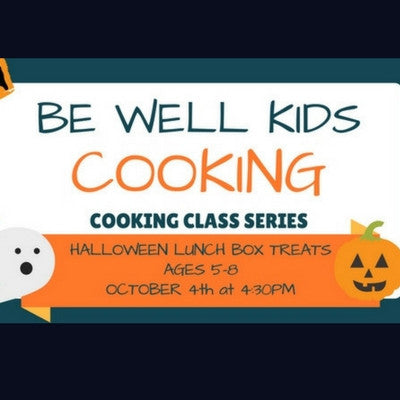 HALLOWEEN LUNCH BOX TREATS - AGES 5 - 8
