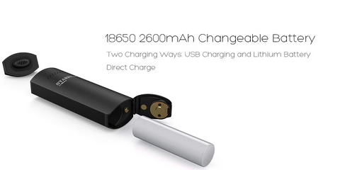 Xmax Starry Replaceable Battery