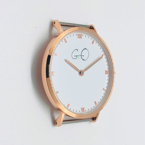 WHITESAND | ROSE GOLD