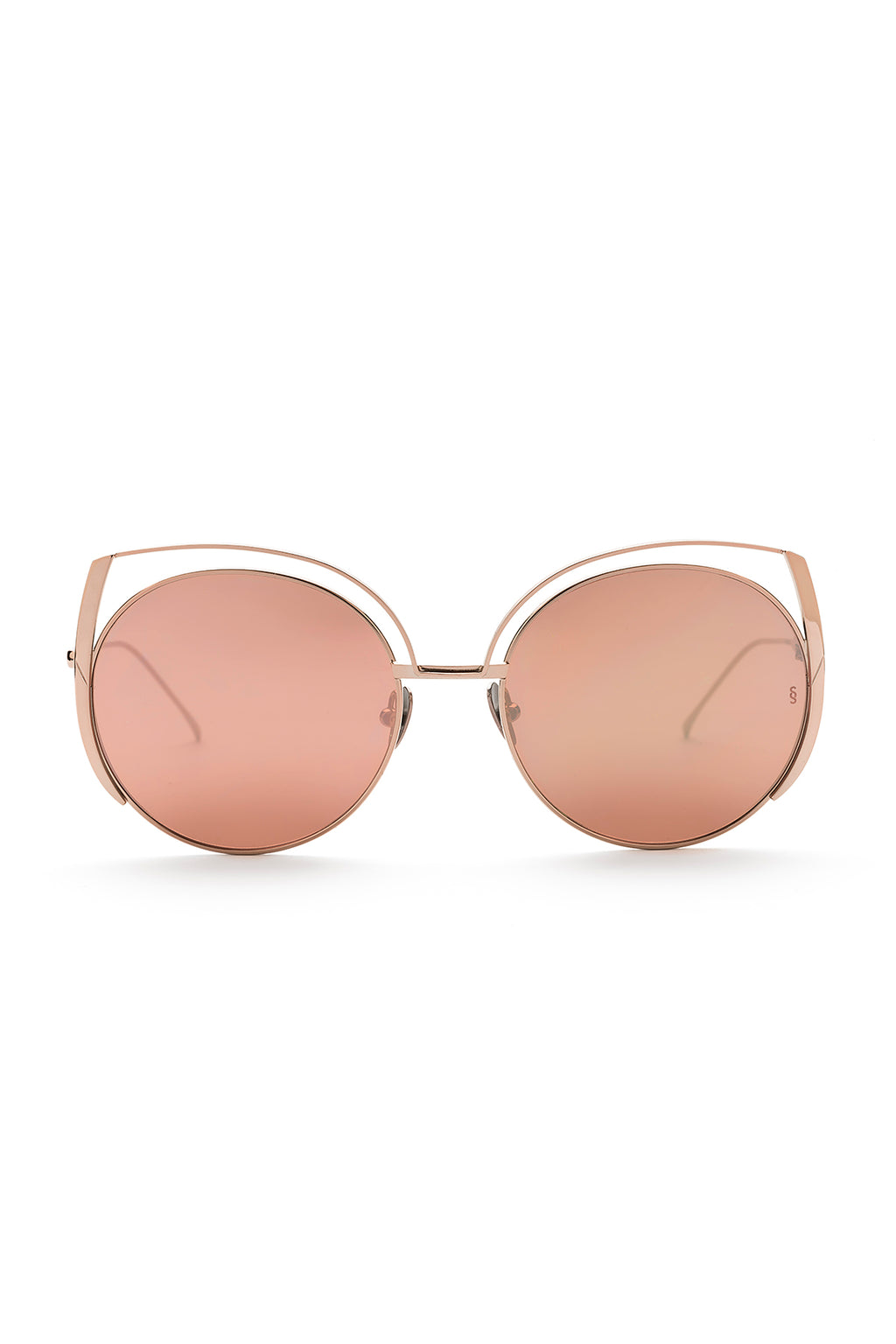 DAISY Sunglasses, Rose Gold