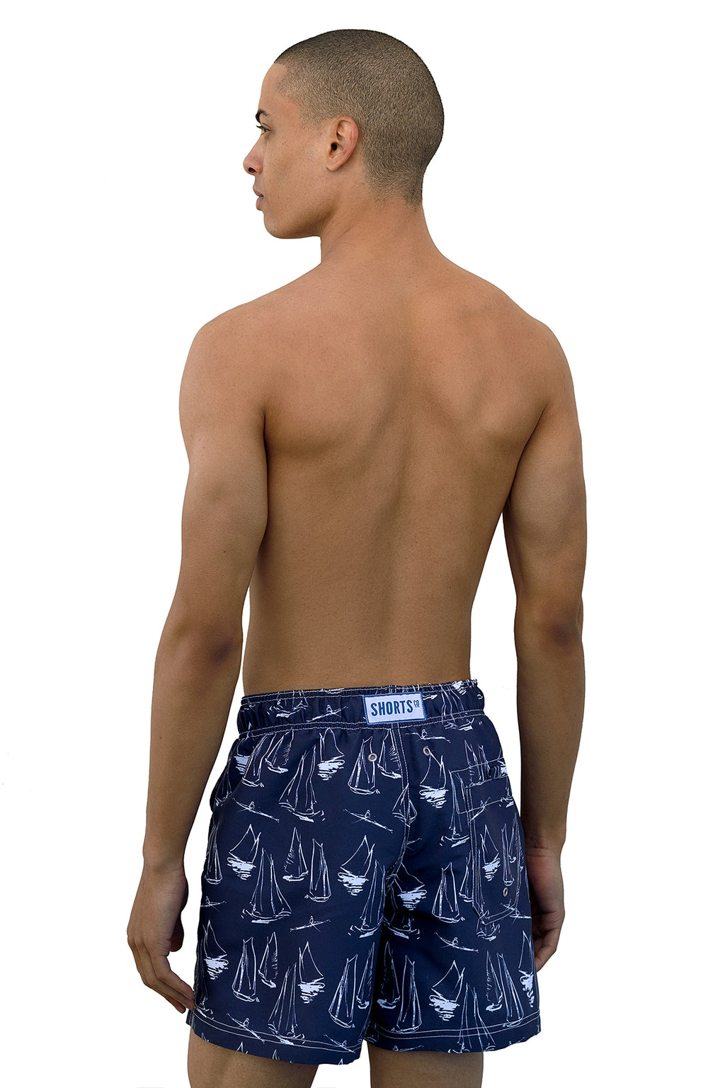 Printed Shorts, Barcos