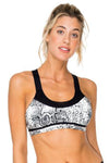 Bombo Sports Bra, Multicolor