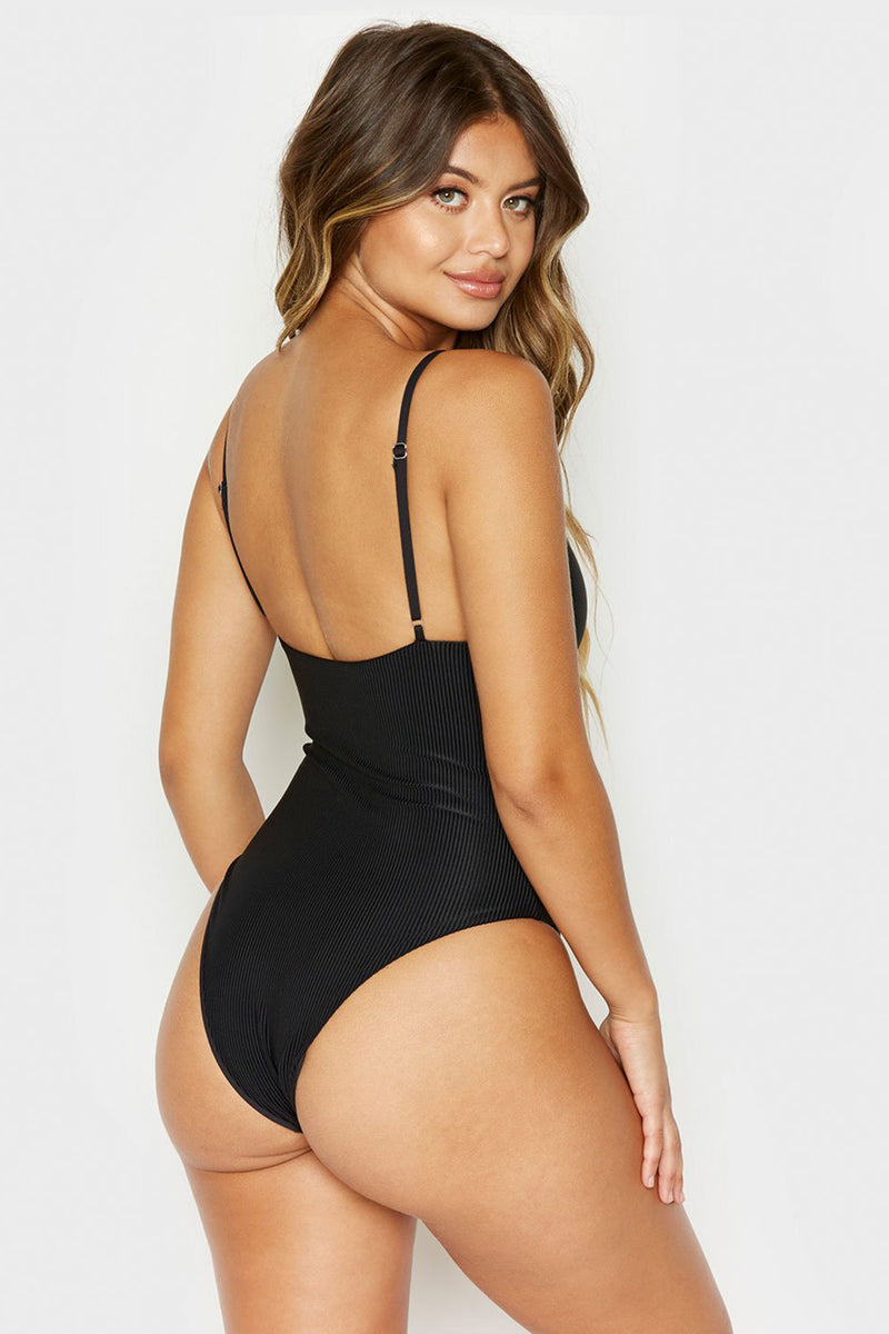 Mojave One Piece, Black