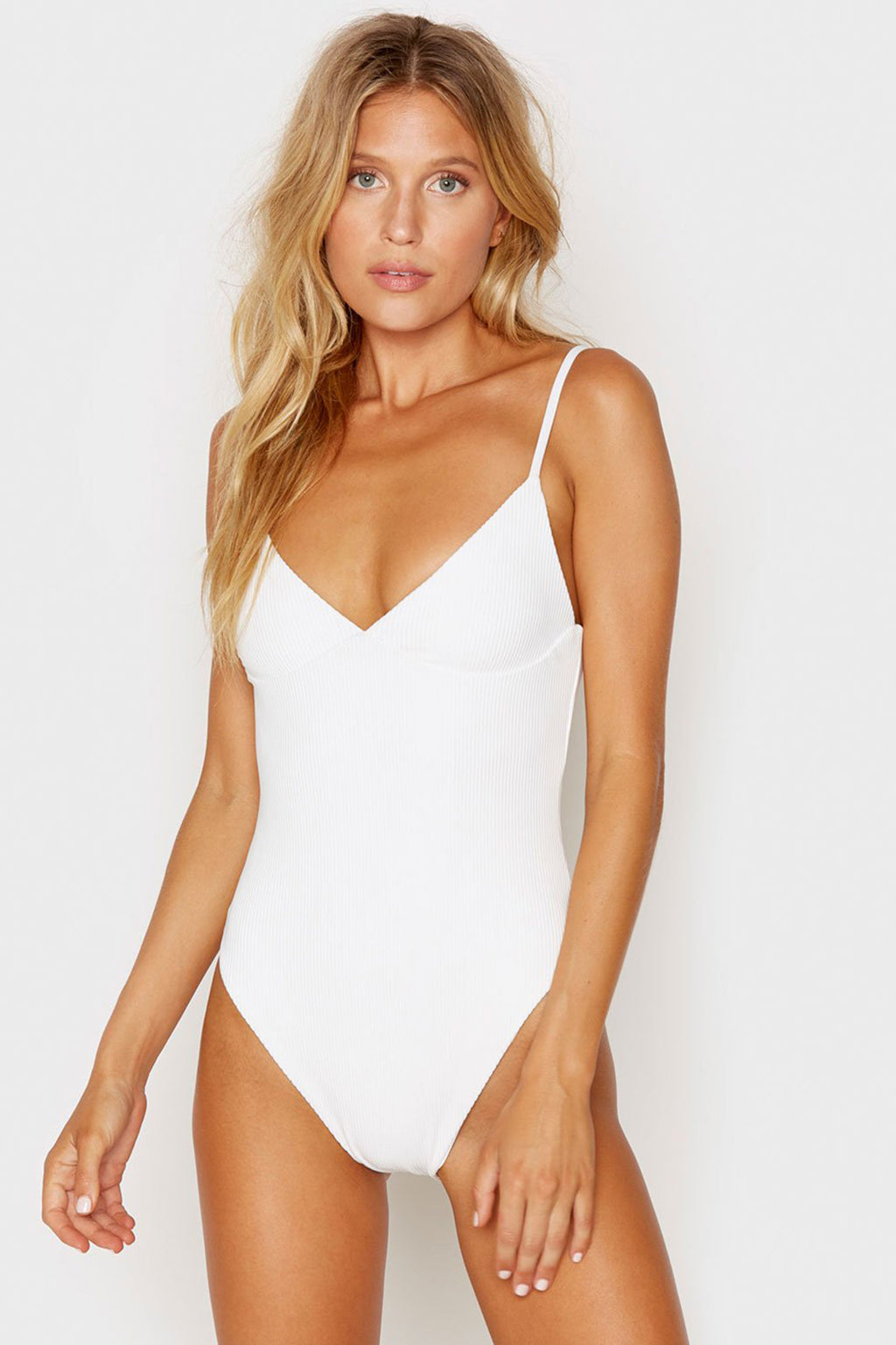 Mojave One Piece, White