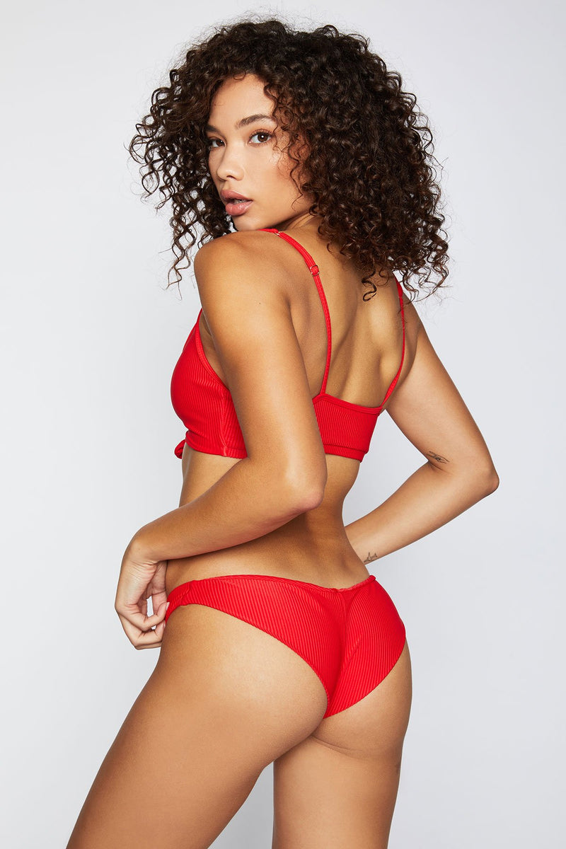 Greer Bikini, Red